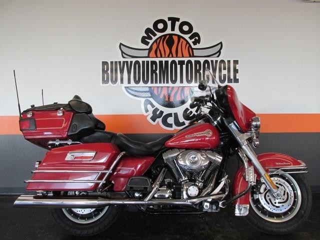 2007 Harley Davidson ULTRA CLASSIC FIREFIGHTER