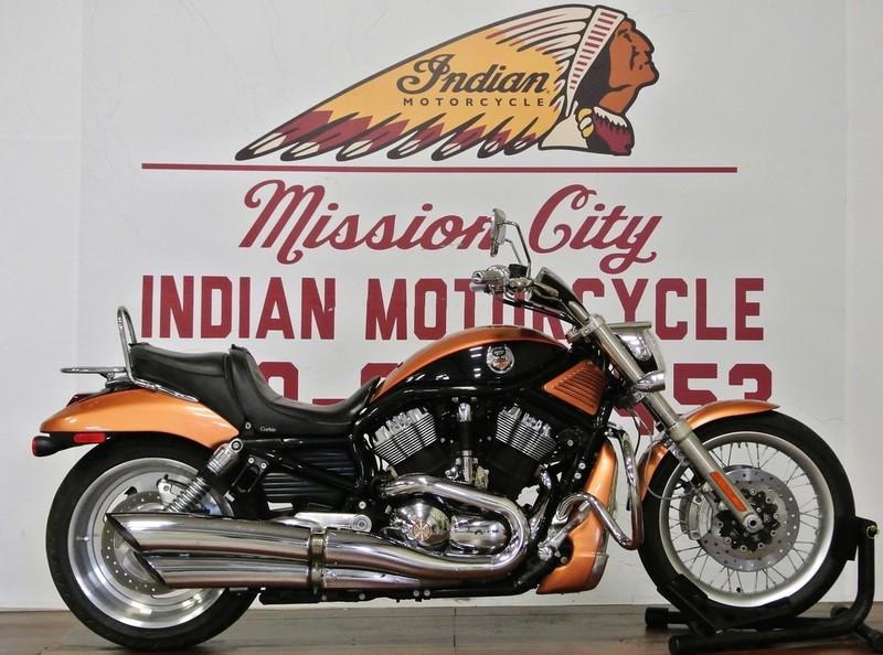 2008 Harley-Davidson VRSCAW/A - V-Rod