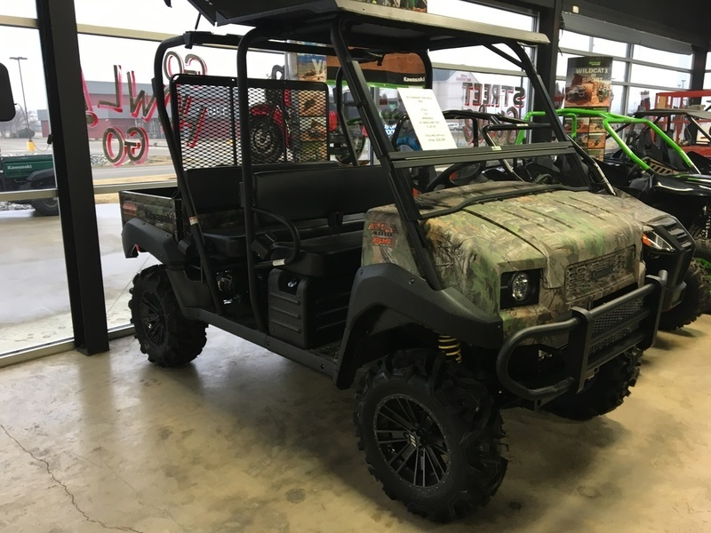 kawasaki mule 4010 trans 4x4 motorcycles for sale in arkansas. Black Bedroom Furniture Sets. Home Design Ideas