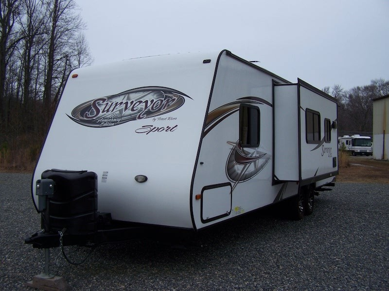 2013 Forest River Surveyor SP280 Anniversary Edition