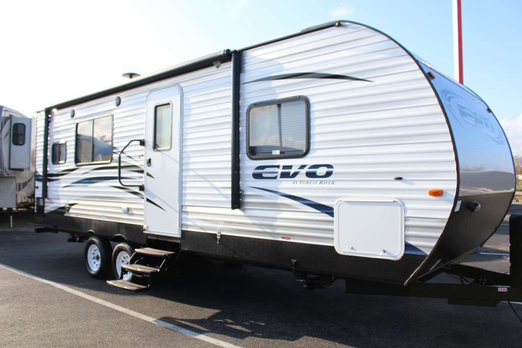 2017 Forest River Evo T2360