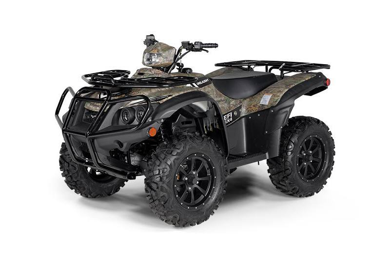 2016 Bad Boy Off Road ONSLAUGHT 550 EFI EPS