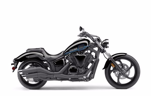 2017 Star Motorcycles Stryker