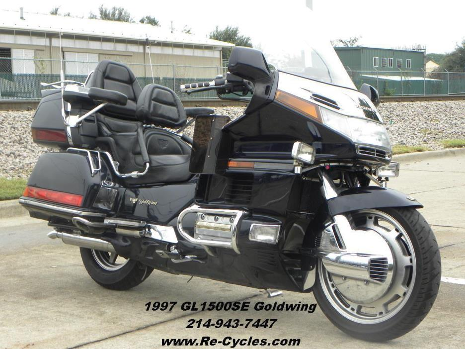 1997 Honda GL1500SE Goldwing