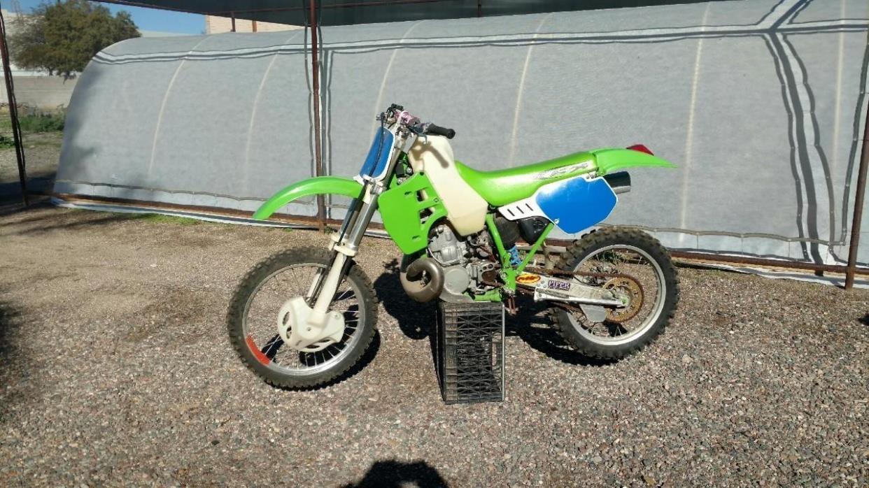 1999 Kawasaki KX 500