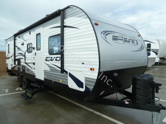 2017 Forest River Stealth Evo 2850