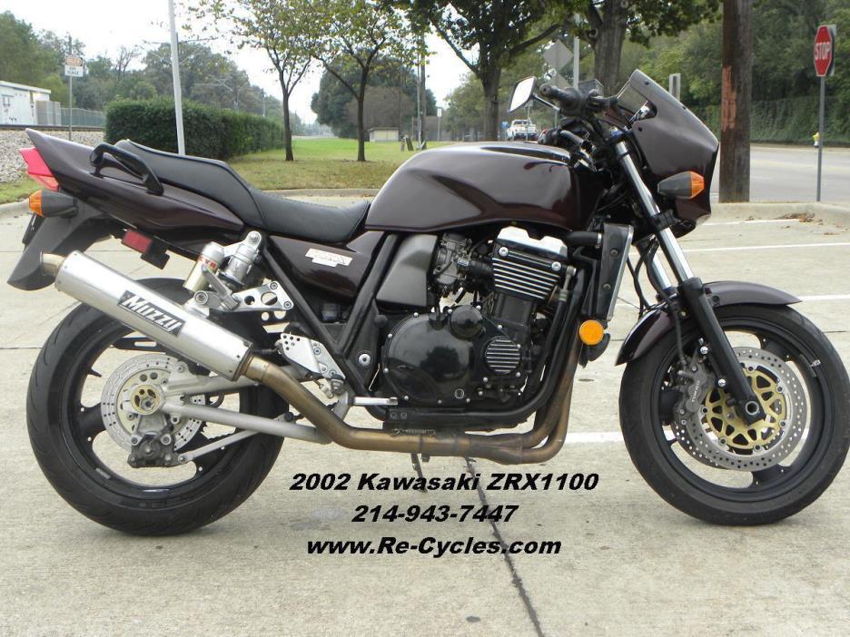 1999 Kawasaki ZRX1100