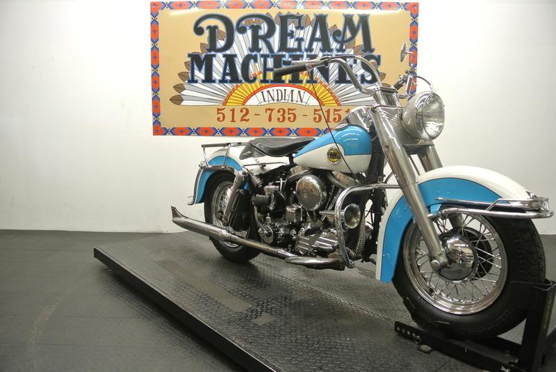 1958 Harley-Davidson FLH Duo-Glide Panhead