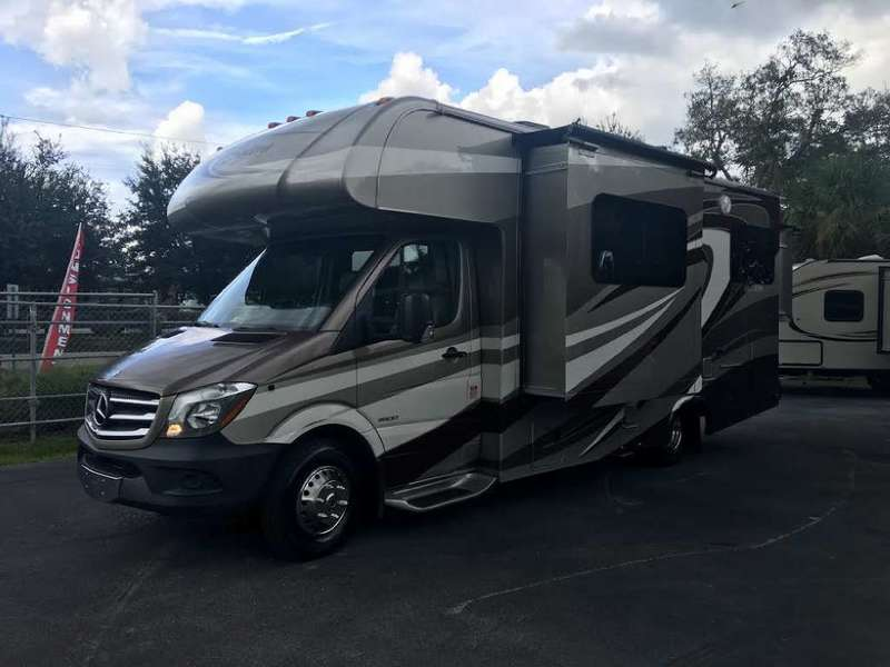 2015 Forest River Solera 24R