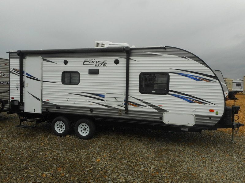 Forest River Salem Cruise Lite T232rbxl Rvs For Sale