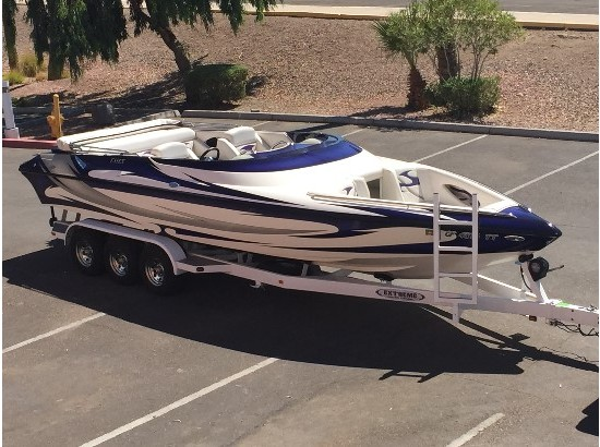 2008 ESSEX PERFORMANCE BOATS Raven