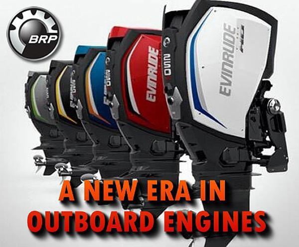 2016 Evinrude E-TEC G1 G2 10 year factory non declining warranty with a new E-TEC, 2