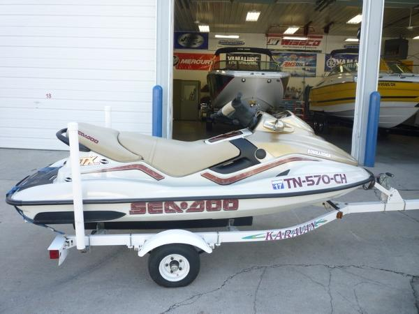 Jet Ski Sea Doo Bombardier Boats for sale