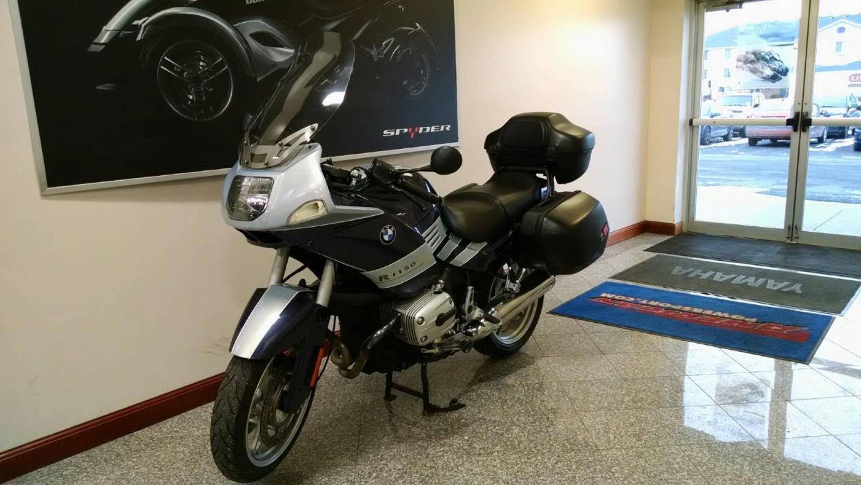2004 BMW R 1150 RS (ABS)