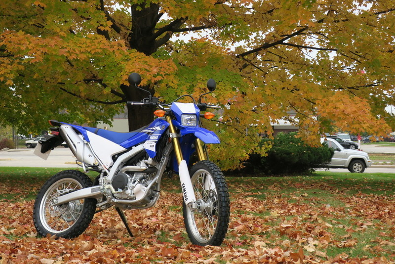 Yamaha wr250r motorcycles for sale in madison wisconsin for Yamaha wr250r horsepower