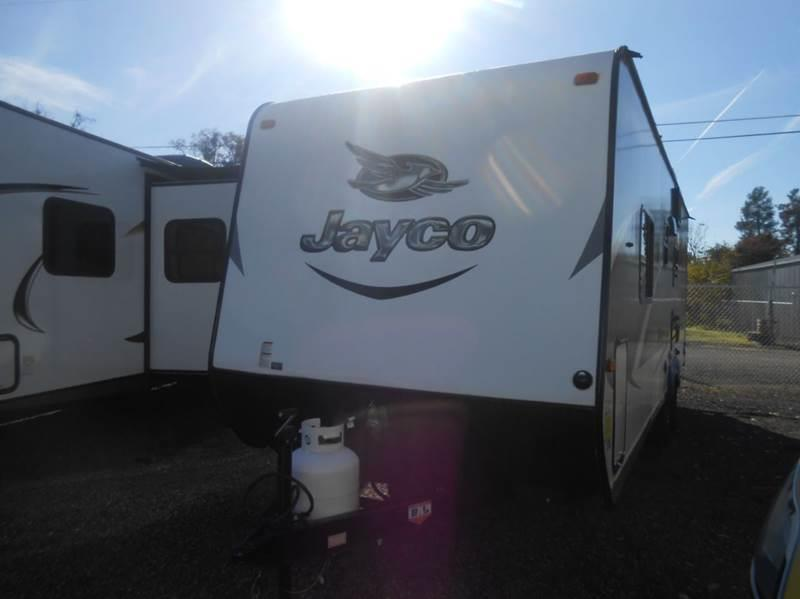 2016 Jayco Jay Feather 22BHM