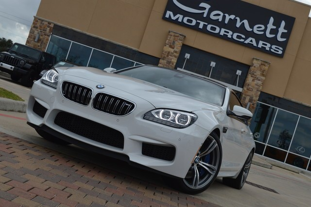 2014 BMW M6 GRAN COUPE * EXECUTIVE PKG * DRIVER ASSIST PKG