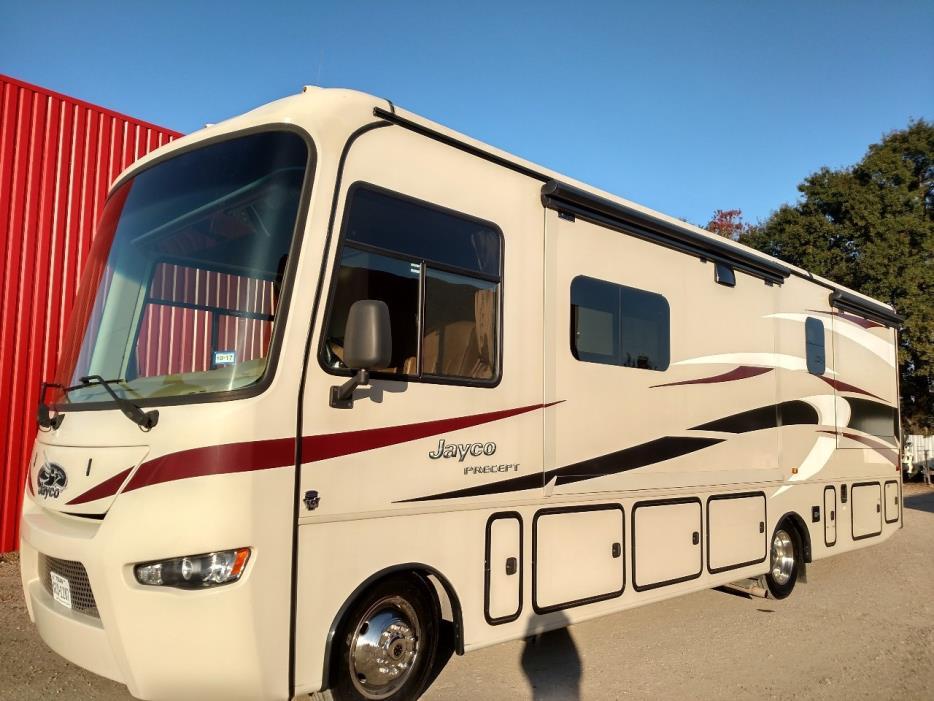 Jayco Precept 31ul Rvs For Sale In Texas