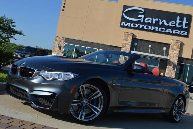 2015 BMW M4 CONVERTIBLE * EXECUTIVE * M SUSPENSION