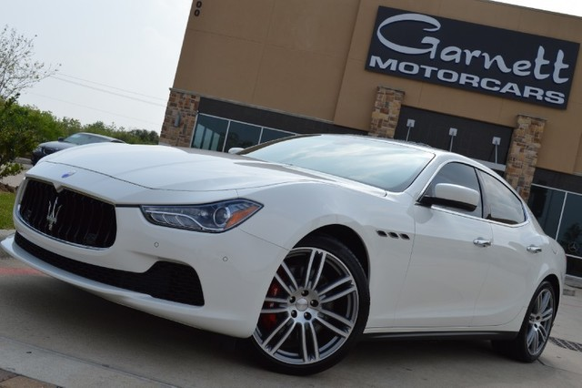 2015 Maserati Ghibli S Q4 * $94k NEW * PRISTINE * SPORT/LUXURY PKG