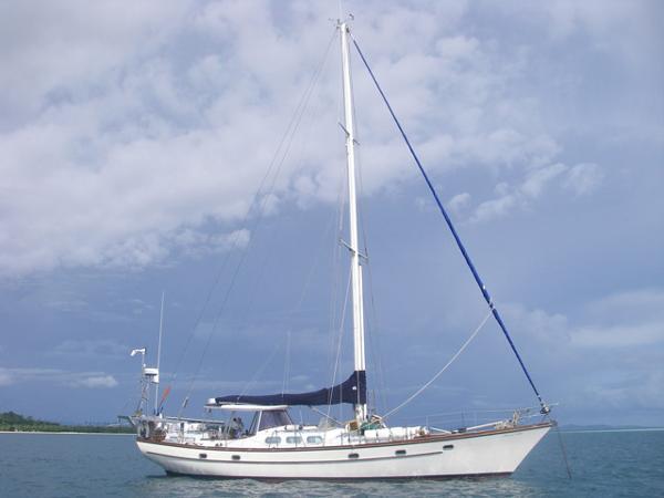 1979 Herreshoff sloop