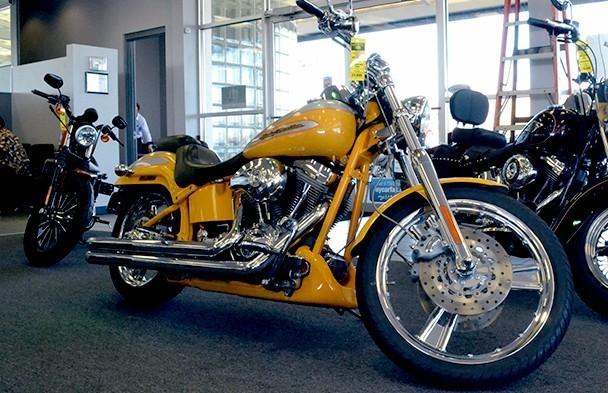 2004 Harley-Davidson FXSTDSE2 Screamin Eagle Duece