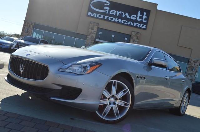 2014 Maserati Quattroporte S Q4 V6 AWD * 20 SPORT PACKAGE * REMOTE START