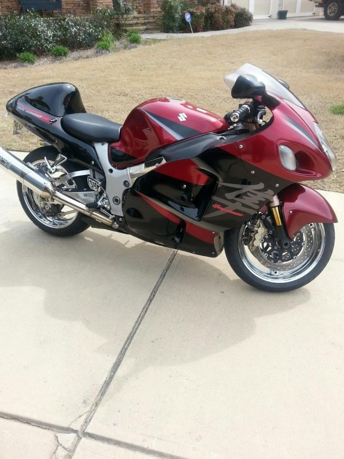 Wrecked Hayabusa Motorcycles For Sale