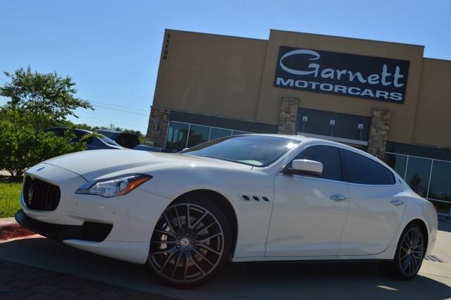 2014 Maserati Quattroporte GTS * V8 * 21 SPORT PACKAGE * LOADED