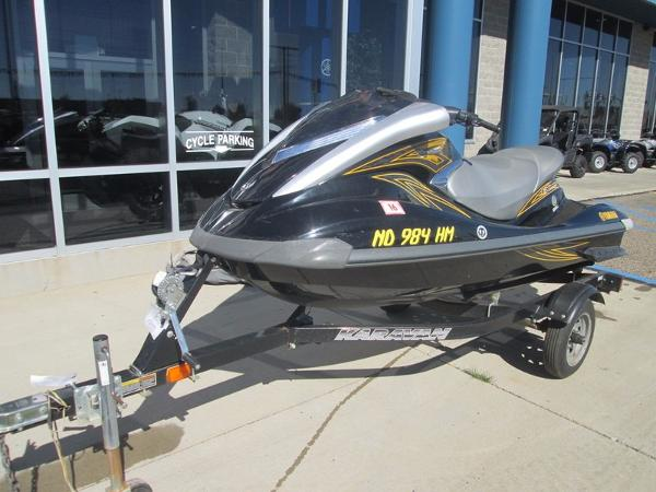 2007 Yamaha WaveRunner FX High Output