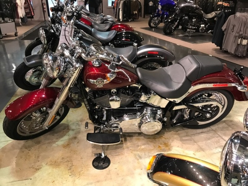 2017 Harley-Davidson FLSTF - Fat Boy