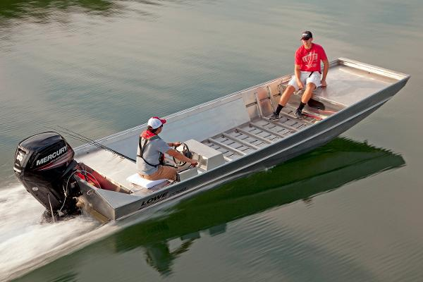 2016 Lowe Roughneck 2060 Shallow Water