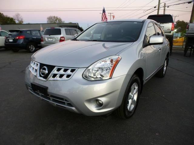 2013 Nissan Rogue S AWD 4dr Crossover