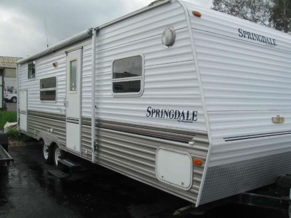 2006 Keystone Springdale 260