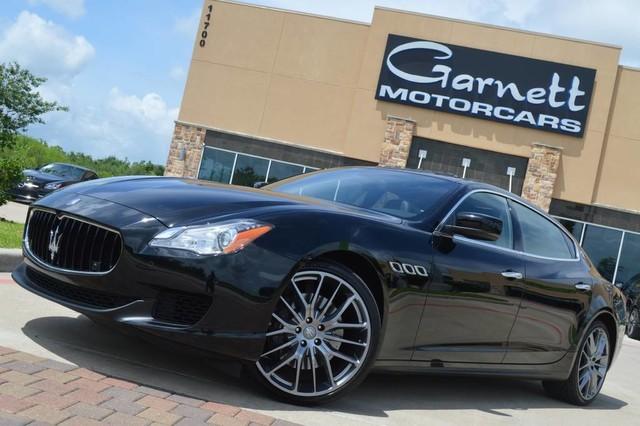 2015 Maserati Quattroporte S Q4 * 21 WHEELS * WIFI HOT SPORT * EX COND!