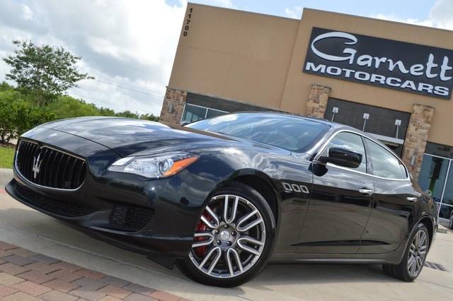 2014 Maserati Quattroporte S Q4 * ALCANTARA * RED CALIPERS * PRISTINE