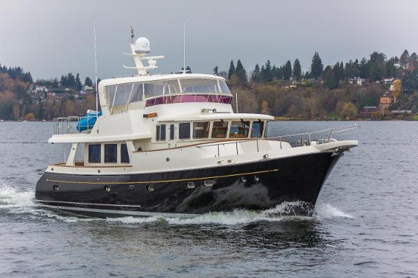 2009 Selene 59 Ocean Trawler