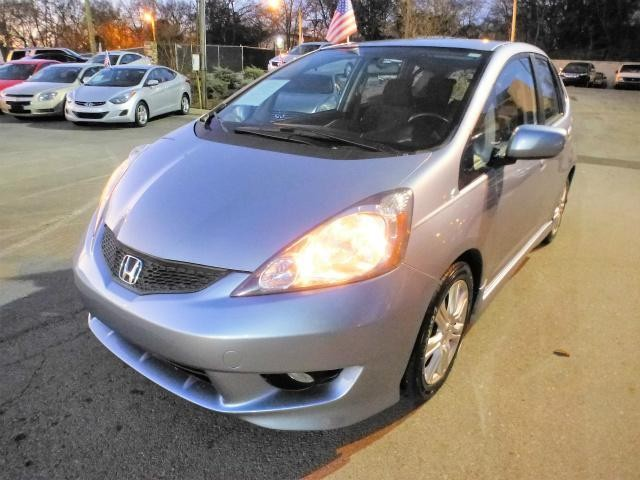 2011 Honda Fit Sport 4dr Hatchback 5A