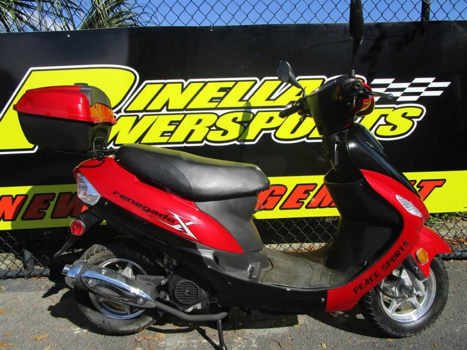 50cc Peace Sport Motorcycles for sale