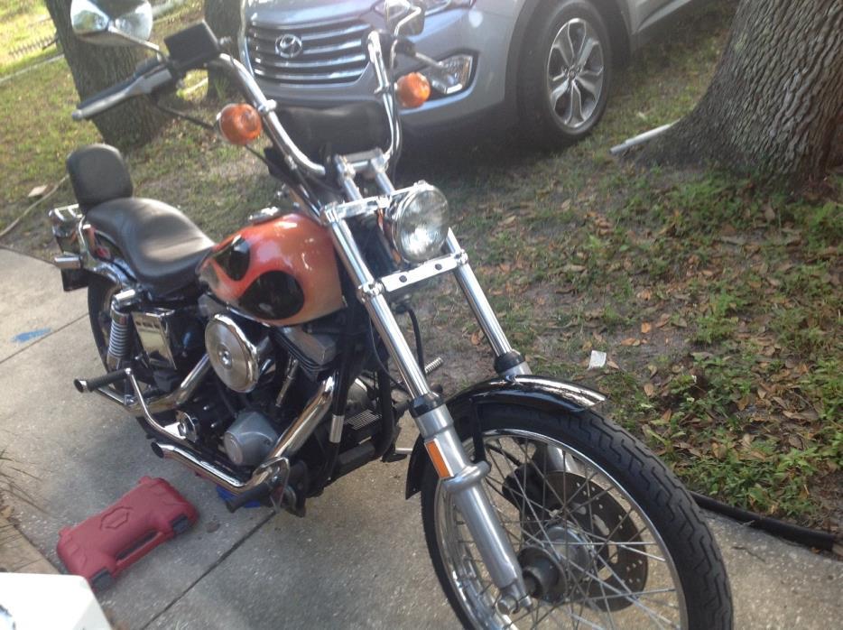 1985 Harley-Davidson DYNA WIDE GLIDE