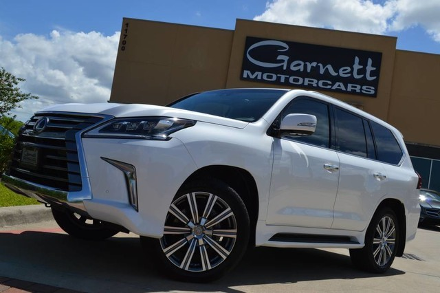 2016 Lexus LX 570 TV/DVD * LOADED W OPTIONS! MUST SEE!