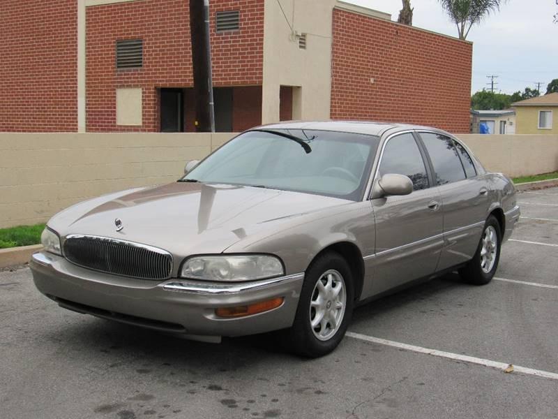 2000 Buick Park Avenue Base 4dr Sedan