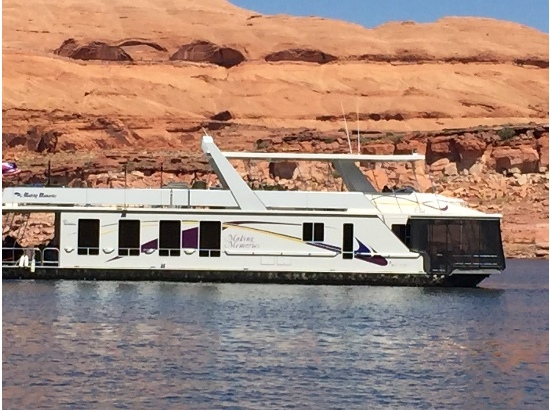 2008 Sunstar House Boat
