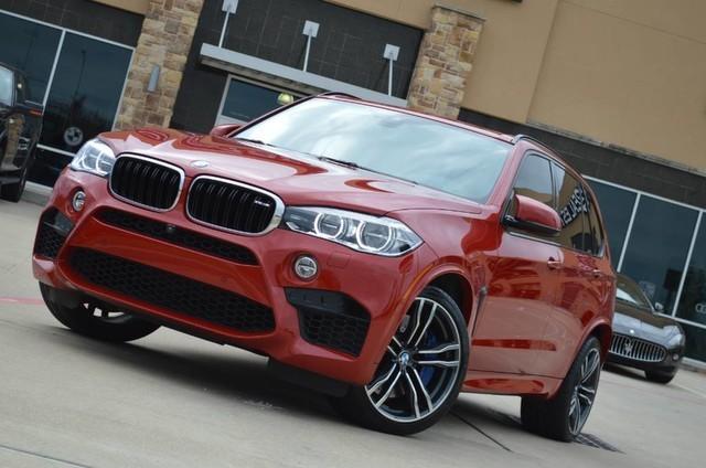 2016 BMW X5 M $109K NEW * EXECUTIVE PKG * DRIVER ASSIST PKG *