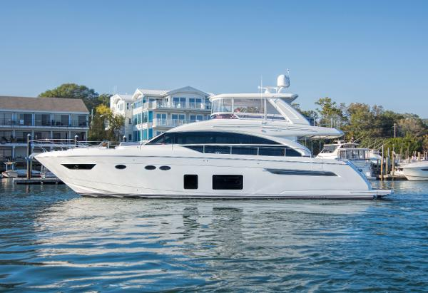 Princess boats for sale in wrightsville beach north carolina Princess 68 motor yacht