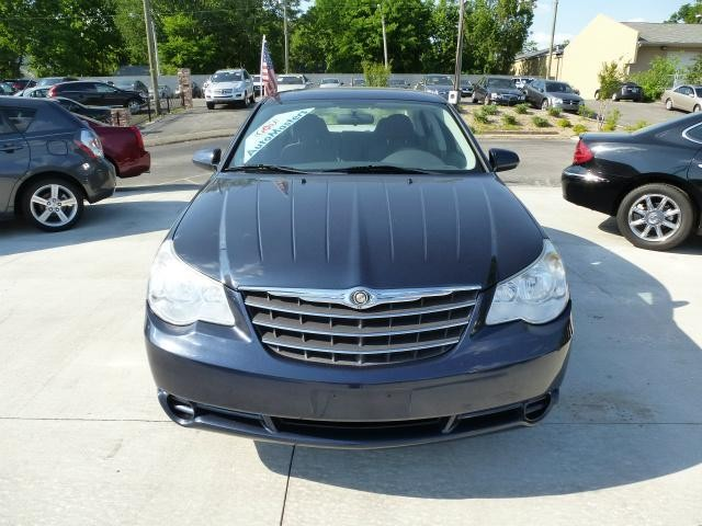 2007 Chrysler Sebring Base 4dr Sedan