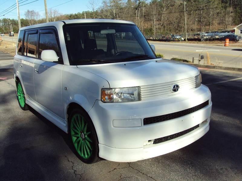 2005 Scion xB Base 4dr Wagon