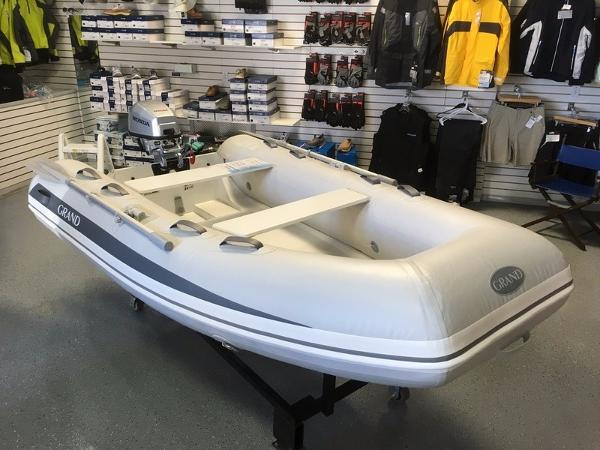 2017 Grand Marine Inflatable Silver Line Tenders S330