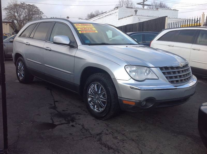 2007 Chrysler Pacifica Touring 4dr Crossover