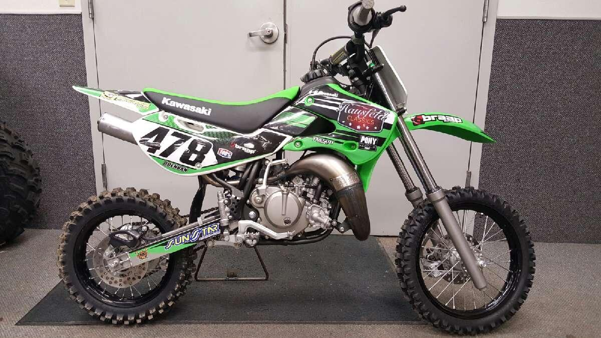 Motorcycles For Sale Ohio >> Kawasaki Kx65 motorcycles for sale in Ohio